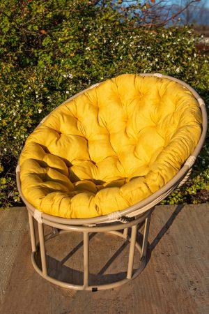 кресло кокон напольное Папасан