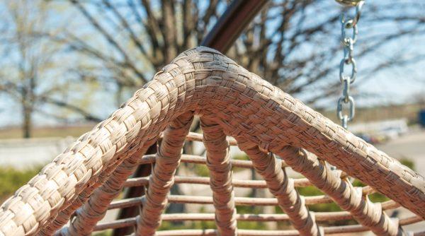 плетение ротанга верба