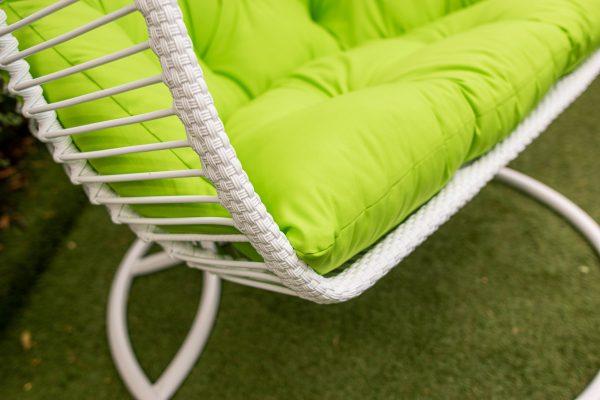 переплет на кріслі підвісному Дабл полосатий ЮМК