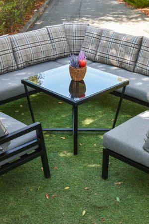 Стальной комплект мебели в стиле лофт для Баров кафе баз отдыха