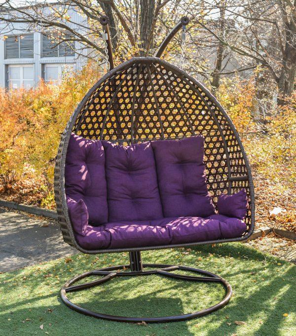 Шикарное подвесное кресло ЮМК Дабл Нью