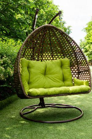 Кресло кокон двухместное Мишель