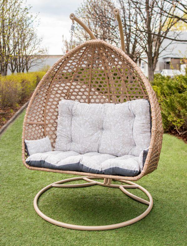 крісла качелі для відпочинку