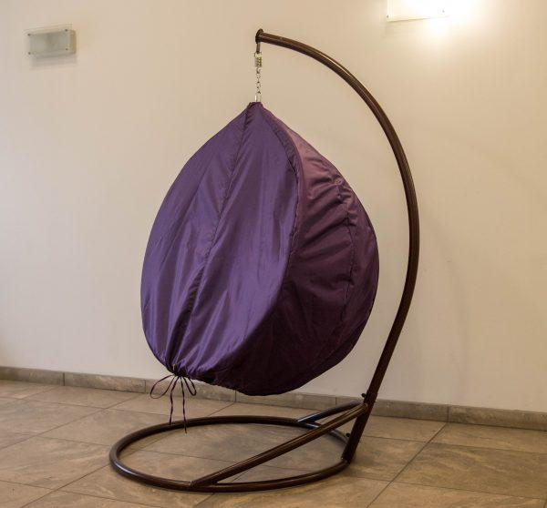 Подвесное кресло кокон в защитном чехле