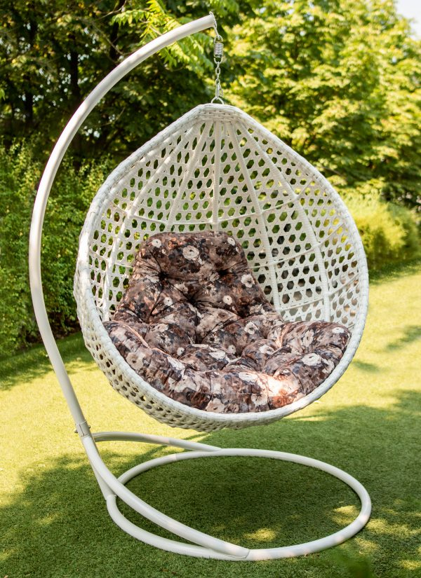 красивое подвесное кресло кокон Колибри ЮМК Фабрика