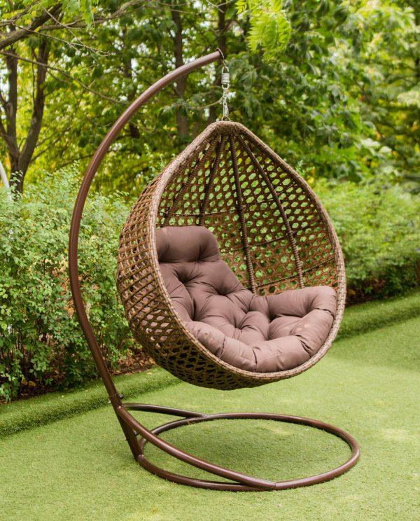 красиве підвісне крісло не дорого