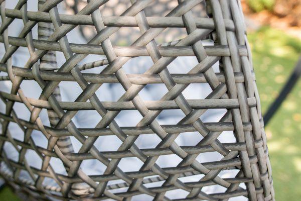плетіння на кріслі коконі Колібрі