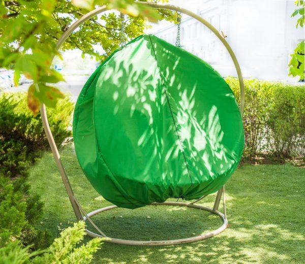 Чехол для двойного подвесного кресла салатовый