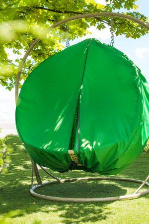 Чехол для подвесного кресла Галант зелёный