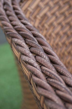 плетение косичкой на мебели