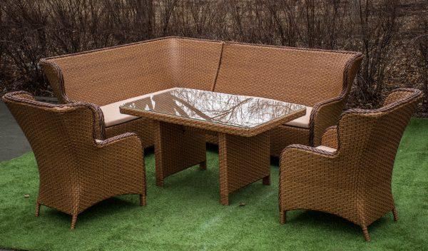 Мебель садовая классика