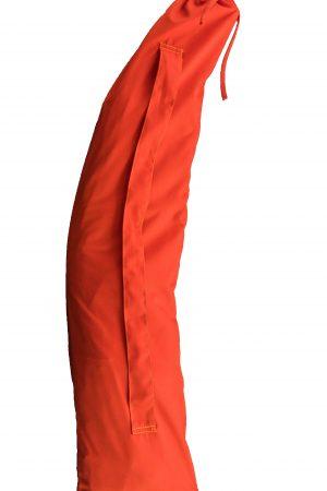 красный тканевой чехол для детского вигвама