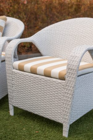 Кресло с подлокотниками Бали ЮМК