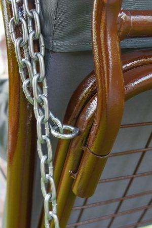 фиксация спинки на качелях милан ЮМК