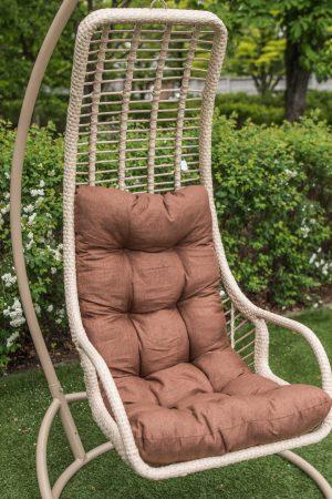 подвесное кресло Лиго гамак на стойке верба