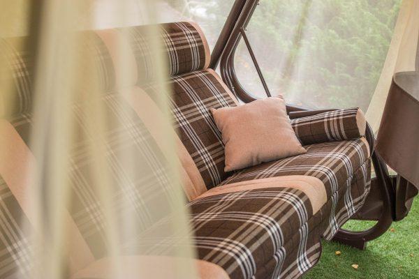 сиденье на садовой качеле Алегро ЮМК