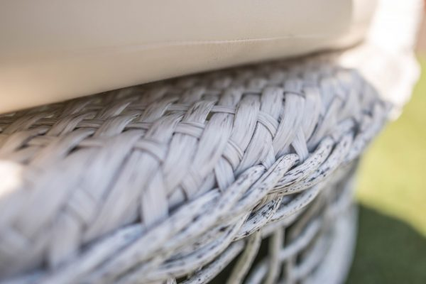 плетение на беседке Калипсо