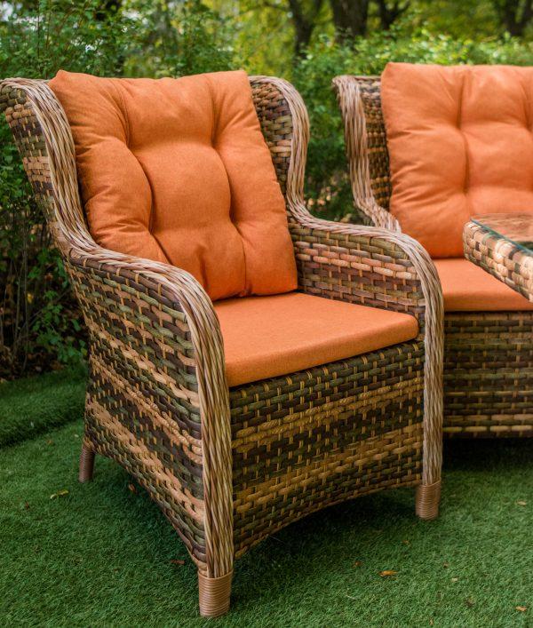 кресло из ротанга плетёное купить
