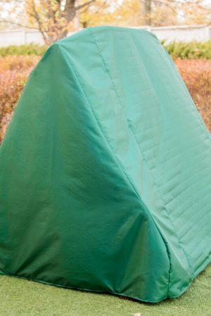 чехол для качели зелёный