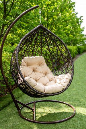 крісло з штучного ротангу Арт Вуд по кращій ціні