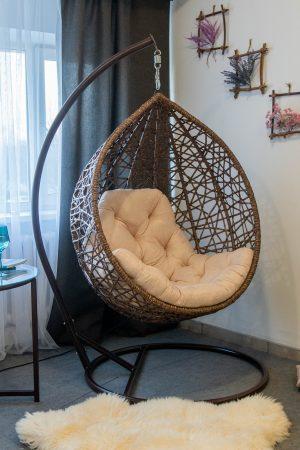 Кресло подвесное для комнаты