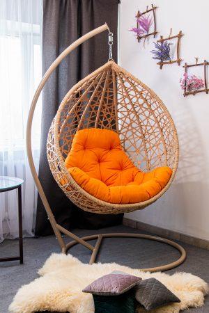 Кресло кокон Арт Вуд Украинские Конструкции