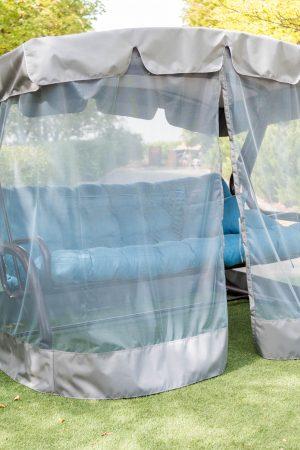 Надёжные садовые качели для сада
