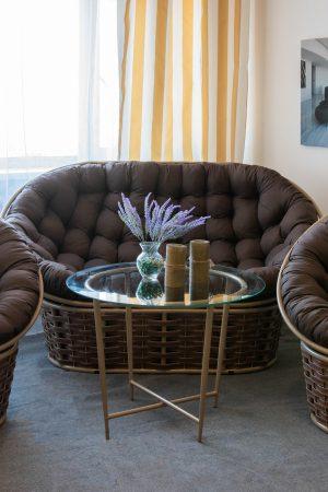 Комплекты мебель из стали ЮМК Фемели Альфа