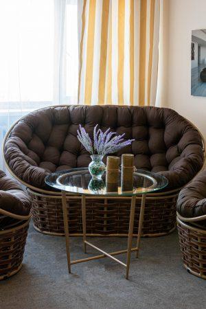 Мебель для веранды и кухни из металла