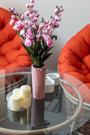 красивая плетёная мебель ЮМК