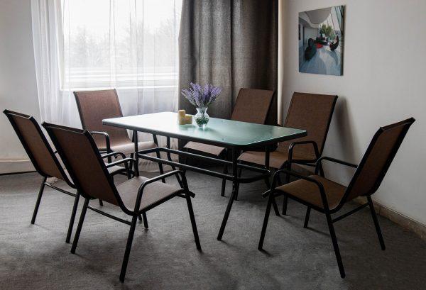 Комплект садовой мебели на 6 персон