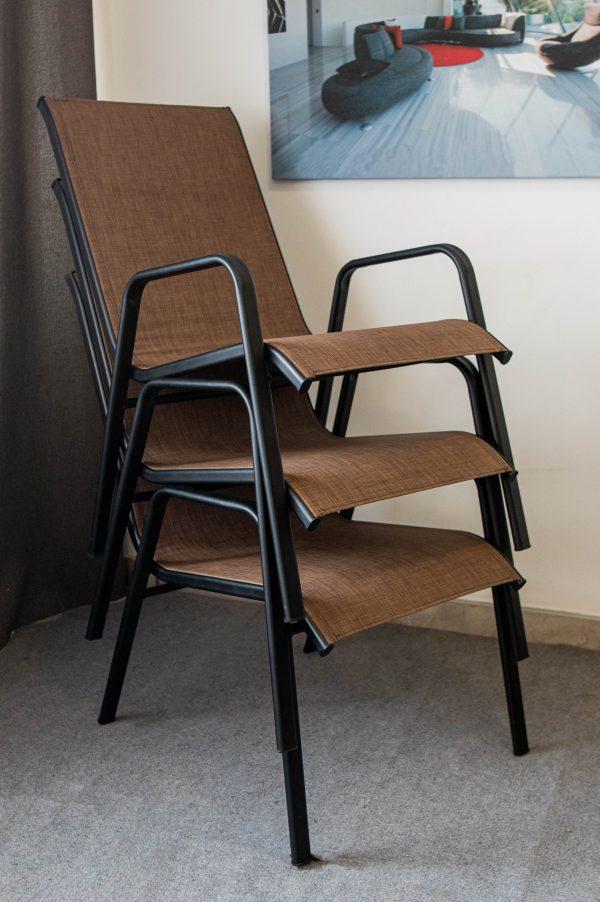 Столовый комплект мебели из текстилена