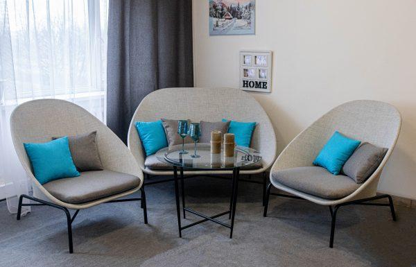Комплект мебели из текстилена Кортель