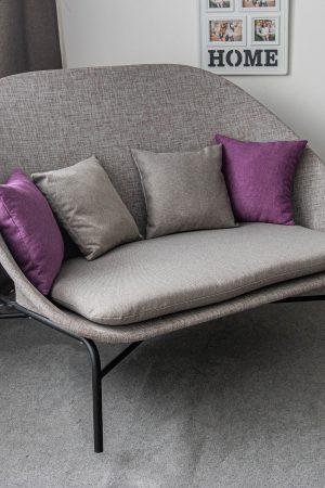 Лёгкая мебель из ткани текстилен