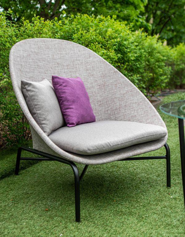 кресло из текстилена Картель