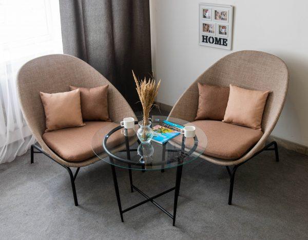 Уличная мебель из текстилена