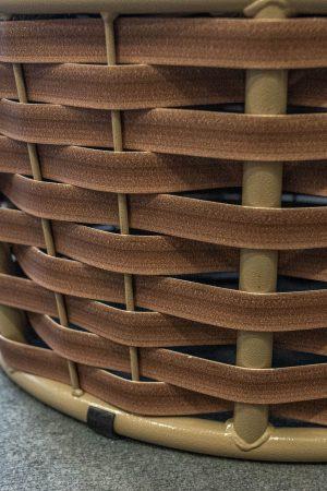 папасан люкс мебельный ротанг
