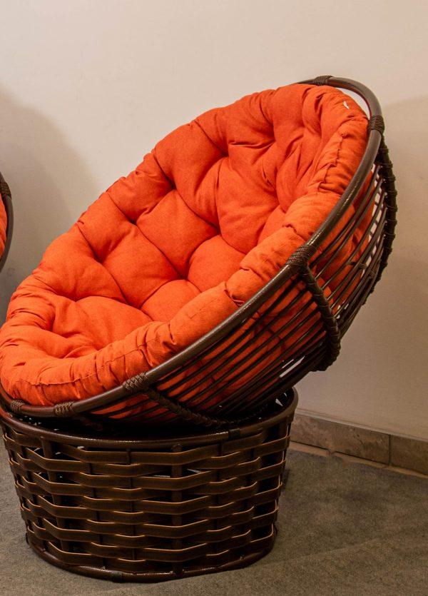 кресло в беседку папасан люкс