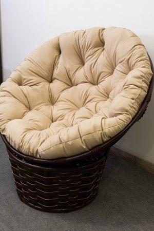 кресло из ротанга папасан люкс