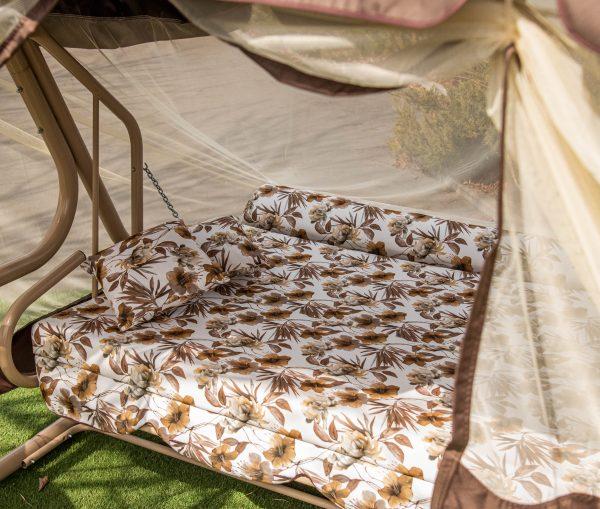 раскладной диван садовой качели ЮМК