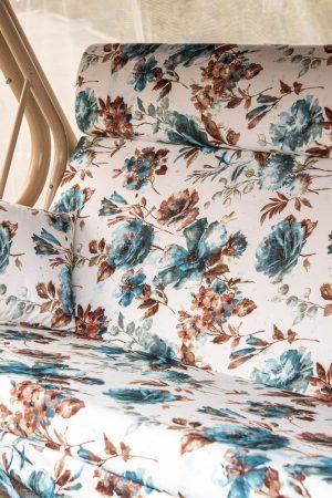 долговечные ткани на сиденье садовой качели