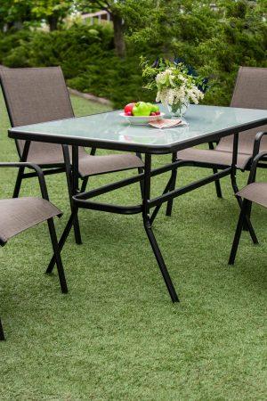 мебель грация стол и стулья текстилен