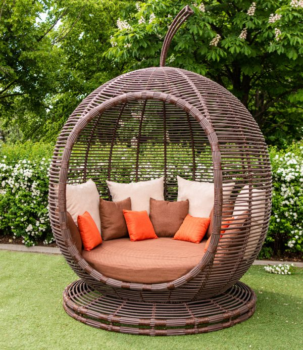 садовое место для отдыха