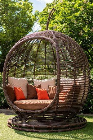 Садовый декор мебель из ротанга