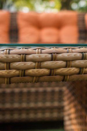 плетение ротанга арго