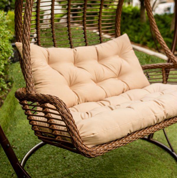 Плетение по креслу кокону 2021