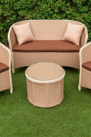 мебель ротанговая для сада Жасмин