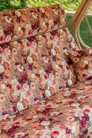 ткани на качели садовые 2021