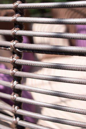 плетіння штучним ротангом