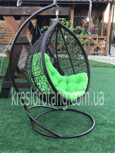 Кресло качеля садовое Веста